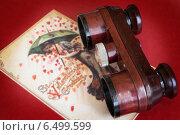 Театральный бинокль. Стоковое фото, фотограф Корнева Юлия / Фотобанк Лори