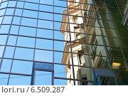 Купить «Отражения (сочетание разных стилей)», фото № 6509287, снято 21 сентября 2014 г. (c) Екатерина Овсянникова / Фотобанк Лори