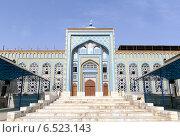 Мечеть Хаджи Якуб. Таджикистан. Душанбе (2014 год). Стоковое фото, фотограф Никита Майков / Фотобанк Лори