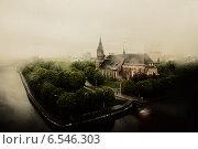 Кафедральный собор в Калининграде. Редакционное фото, фотограф Андрей Гашев / Фотобанк Лори