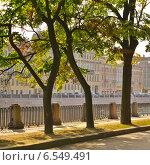 Купить «Фонтанка. Петербург», эксклюзивное фото № 6549491, снято 5 августа 2014 г. (c) Александр Алексеев / Фотобанк Лори