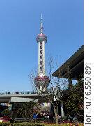 Купить «Шанхай», фото № 6550891, снято 15 марта 2014 г. (c) Влада Милюкова / Фотобанк Лори