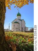 Купить «Церковь Иоанна Богослова на Витке», фото № 6559639, снято 16 июня 2019 г. (c) Зезелина Марина / Фотобанк Лори