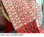Рушник. Стоковое фото, фотограф Ирина Дайнакова / Фотобанк Лори