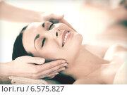 Купить «woman in spa», фото № 6575827, снято 4 мая 2013 г. (c) Syda Productions / Фотобанк Лори