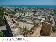 Дербентская крепость , Дагестан (2014 год). Стоковое фото, фотограф Nina Zotina / Фотобанк Лори