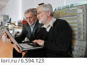 Компьютеризация (2010 год). Редакционное фото, фотограф Анатолий Шулепов / Фотобанк Лори