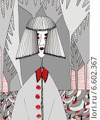 Китай. Стоковая иллюстрация, иллюстратор Борисенко Анастасия / Фотобанк Лори