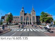 Рейксмюзеум в Амстердаме (2014 год). Редакционное фото, фотограф Катерина Вахе / Фотобанк Лори