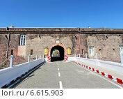 Купить «Вход в крепость, город Гюмри, Армения», фото № 6615903, снято 14 октября 2014 г. (c) Владимир Приземлин / Фотобанк Лори