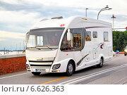 Eura Mobil Integra Style (2014 год). Редакционное фото, фотограф Art Konovalov / Фотобанк Лори
