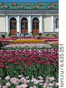 Купить «Центральный выставочный зал «Манеж». Александровский сад. Москва», эксклюзивное фото № 6635051, снято 20 мая 2010 г. (c) lana1501 / Фотобанк Лори