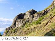 Купить «Вулканические образования», фото № 6646727, снято 5 июля 2013 г. (c) Евгений Ткачёв / Фотобанк Лори