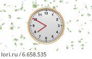 Время - деньги. Стоковая анимация, видеограф Евгений Егоров / Фотобанк Лори