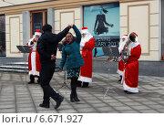 Новогодний вальс (2012 год). Редакционное фото, фотограф Жанна Кедрова / Фотобанк Лори