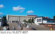 Красноярск, таймлапс (2014 год). Редакционное видео, видеограф Леван Каджая / Фотобанк Лори