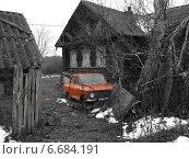 """Автомобиль """"Москвич"""" (2012 год). Редакционное фото, фотограф Сергей Скрипко / Фотобанк Лори"""