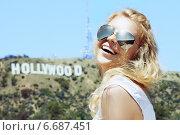 Купить «Hollywood», фото № 6687451, снято 12 мая 2014 г. (c) Дмитрий Эрслер / Фотобанк Лори