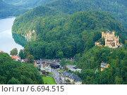 Королевский замок в Германии (2014 год). Редакционное фото, фотограф Abogdanov / Фотобанк Лори