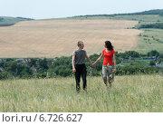 Купить «Дружба», фото № 6726627, снято 6 июля 2014 г. (c) Yanchenko / Фотобанк Лори