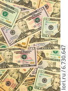 Купить «many dollar bills», фото № 6730647, снято 22 января 2013 г. (c) Erwin Wodicka / Фотобанк Лори