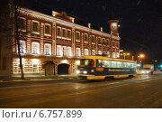Музей Гончарова в Ульяновске (2014 год). Редакционное фото, фотограф Витинская Светлана / Фотобанк Лори