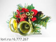 Рождественское украшение. Стоковое фото, фотограф Maselko Vitaliy / Фотобанк Лори