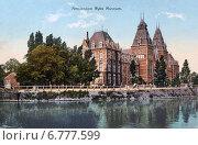 Купить «Государственный музей (Рейксмюсеум) в городе Амстердам. Голландия», фото № 6777599, снято 27 мая 2019 г. (c) Юрий Кобзев / Фотобанк Лори