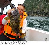 Купить «Тихоокеанские окунь», фото № 6793307, снято 29 июня 2014 г. (c) Маркова Оля / Фотобанк Лори