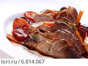 Мясо. Стоковое фото, фотограф Андрей Оршак / Фотобанк Лори