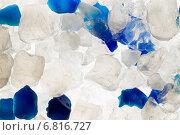 Подсвеченные кристаллы силикагеля. Стоковое фото, фотограф Константин Пекарь / Фотобанк Лори