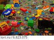 Беспорядок в детской комнате (2012 год). Редакционное фото, фотограф Заглодин Андрей / Фотобанк Лори