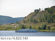 Берег Волги в районе Самары (2014 год). Редакционное фото, фотограф Вадим Князев / Фотобанк Лори