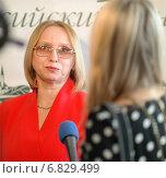 Ирина Мазуркевич. Редакционное фото, фотограф Евгения Кирильченко / Фотобанк Лори
