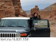 Купить «Казахстан, Чарынский национальный парк», фото № 6831159, снято 6 октября 2014 г. (c) макаров виктор / Фотобанк Лори