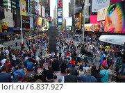 Нью-Йорк. Таймс-сквер (2013 год). Редакционное фото, фотограф Дмитрий Муромцев / Фотобанк Лори