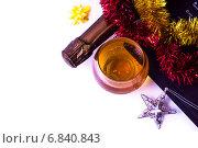 Праздничный постер. Стоковое фото, фотограф Дмитрий Бодяев / Фотобанк Лори