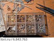 Купить «Berlin, Germany, old jewelry in a goldsmith's workshop», фото № 6843763, снято 23 августа 2012 г. (c) Caro Photoagency / Фотобанк Лори