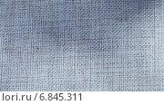 Купить «Текстура грубой ткани», видеоролик № 6845311, снято 13 июля 2014 г. (c) Потийко Сергей / Фотобанк Лори