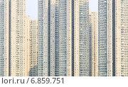 Жилой дом. Гонг Конг. Китай. (2014 год). Стоковое фото, фотограф Игорь Чайковский / Фотобанк Лори