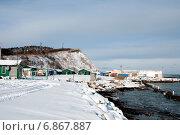 Сахалин. Охотское море. Стоковое фото, фотограф Андрей / Фотобанк Лори