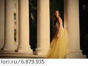 Купить «Очаровательная невеста», фото № 6879935, снято 3 июля 2008 г. (c) Astroid / Фотобанк Лори
