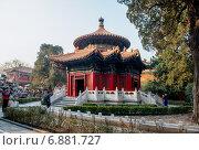 Купить «Запретный город. Пекин, Китай», фото № 6881727, снято 3 января 2015 г. (c) Liseykina / Фотобанк Лори