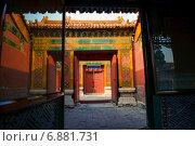 Купить «Запретный город. Пекин, Китай», фото № 6881731, снято 3 января 2015 г. (c) Liseykina / Фотобанк Лори