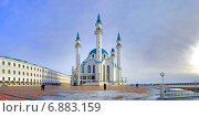 Кул-Шариф - джума-мечеть республики Татарстан и Казани (2011 год). Редакционное фото, фотограф Антон Довбуш / Фотобанк Лори