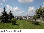 Купить «Автостанция города Миасс», фото № 6888735, снято 6 августа 2014 г. (c) Виталий Горелов / Фотобанк Лори