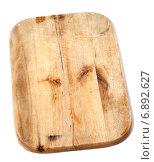 Купить «Деревянная разделочная доска», фото № 6892627, снято 20 декабря 2014 г. (c) Анна Полторацкая / Фотобанк Лори