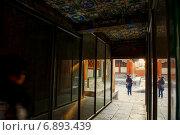 Купить «Запретный город. Пекин, Китай», фото № 6893439, снято 3 января 2015 г. (c) Liseykina / Фотобанк Лори