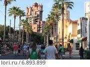 Walt Disney World Resort, Орландо, Флорида (2014 год). Редакционное фото, фотограф Алексей Мальцев / Фотобанк Лори
