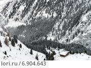 Купить «Горнолыжный курорт Циллерталь, Тироль, Австрия», фото № 6904643, снято 11 января 2015 г. (c) Игорь Симановский / Фотобанк Лори
